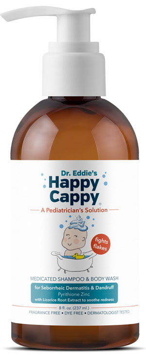 Happy Cappy Shampoo